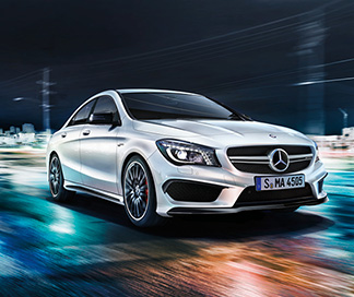 Oferta Mercedes CLA 200 d Coupé con Mercedes-Benz Alternative Lease
