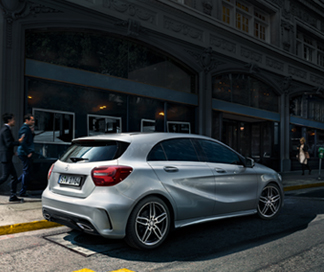 Oferta Mercedes Clase A 180 con Mercedes-Benz Alternative Lease