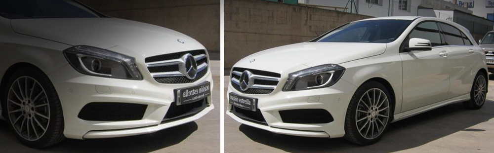 CLASE A 180 CDI AMG LINE